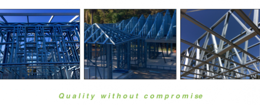 GENERAL PRACTICE FOR TRADIES when working with steel frames & roof trusses