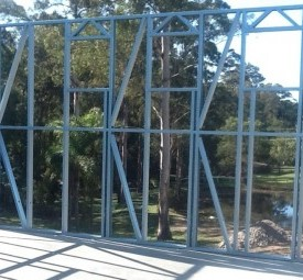 Lot 3, Country Crescent, Nerang - Wall panels