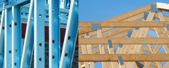 the steel frame vs timber frame debate steel construction australia